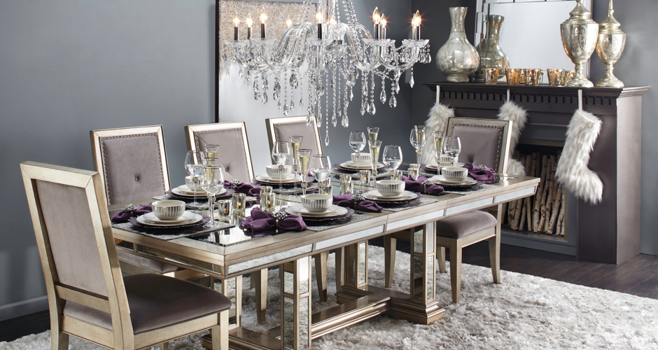 Ava Extending Dining Table Living Room Inspiration