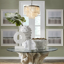 Pascual Mirrored Coffee Table Z Gallerie