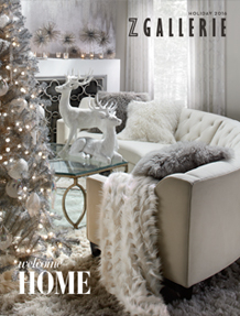 Welcome Home - Holiday 2016 Catalog