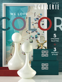 We love COLOR - May 2017 Catalog