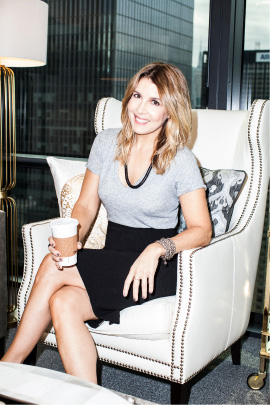 COSMOPOLITAN'S NEW EDITOR-IN-CHIEF MICHELE PROMAULAYKO