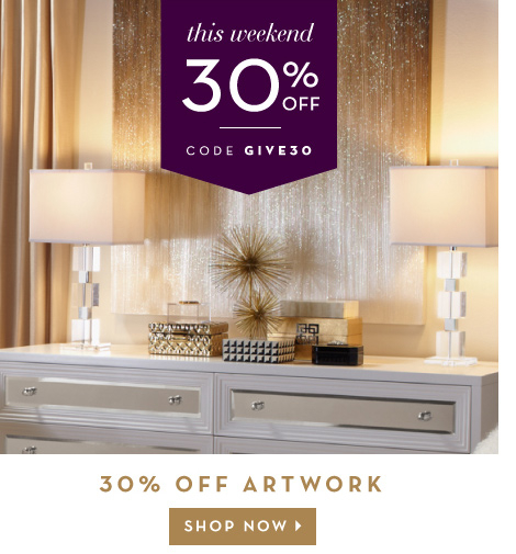30% off Artwork