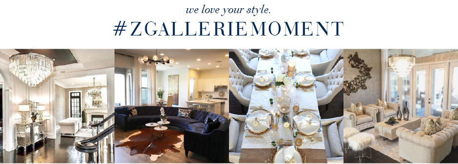 Shop Z Gallerie Social Snapshots
