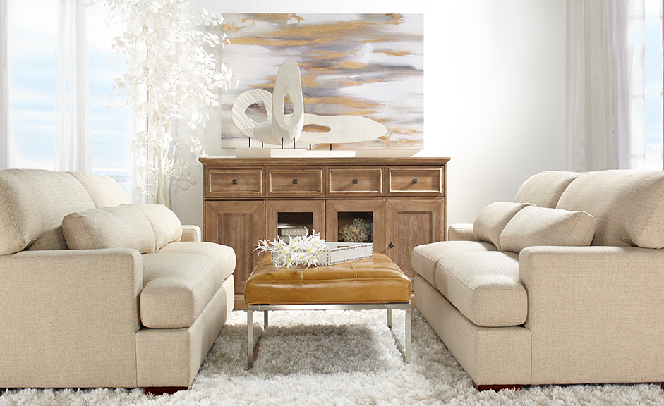 Serentity Living Room From Z Gallerie