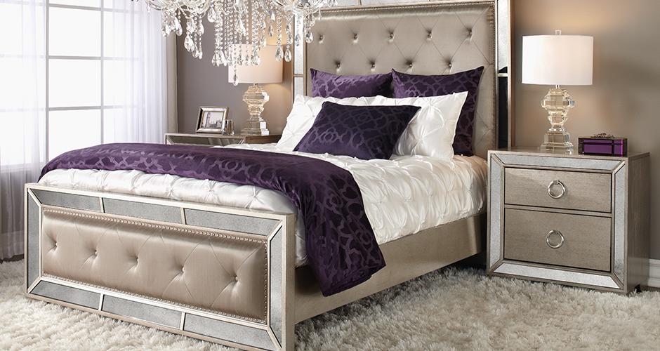 bedroom inspiration | z gallerie