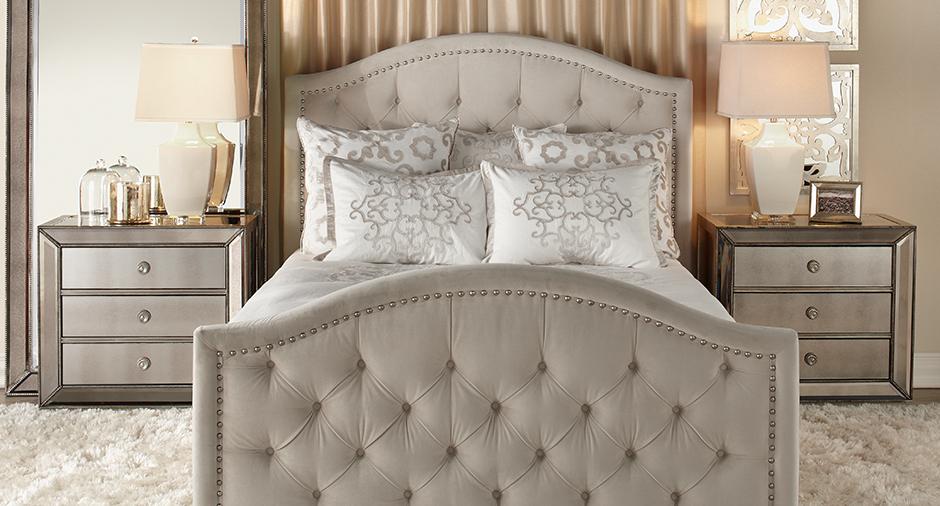 Bedroom Set Grey