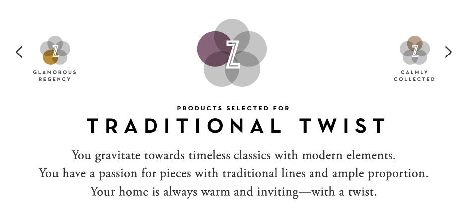 traditional twist