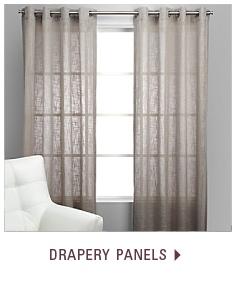 Drapery panels