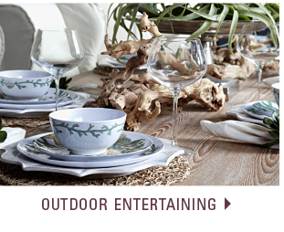 Shop outdoor entertaining