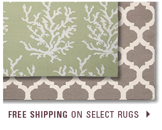 Free shipping on select rugs - shop rugs