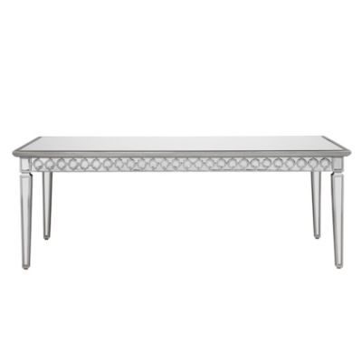 High Quality This Review Is FromSophie Mirrored Dining Table By Z Gallerie.