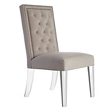 Maxwell Dining Chair With Nailhe...