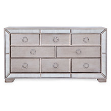 Mirrored Furniture Mirrored Dressers Amp Tables Z Gallerie