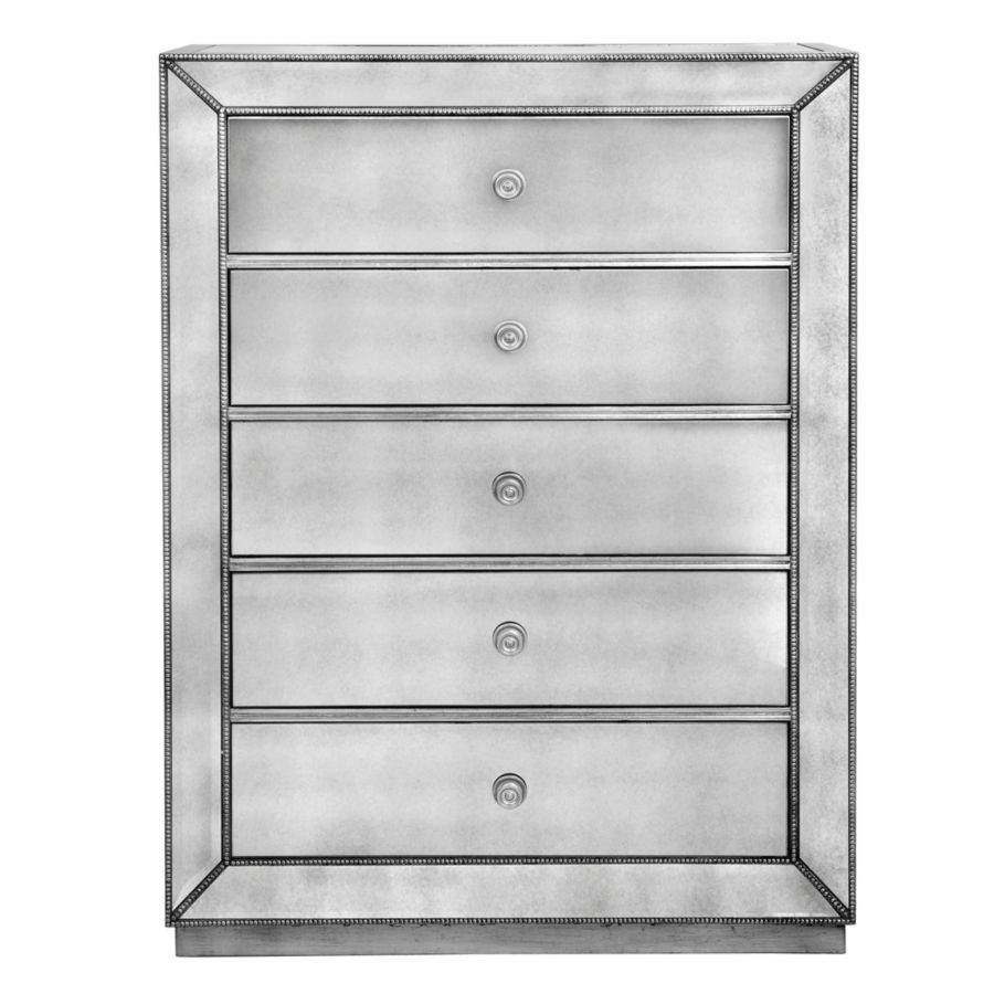 This Review Is Fromomni Mirrored 5 Drawer Dresser By Z Gallerie