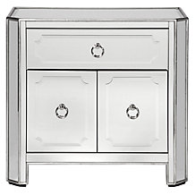 Simplicity Mirrored Side Chest