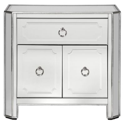 this review is mirrored side dresser by z gallerie