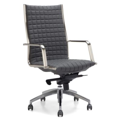 This Review Is FromNetwork Desk Chair   High Back By Z Gallerie.