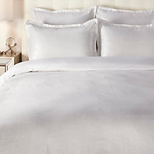 Kingston Bedding - White/Silver