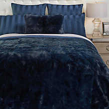 Geneva Blanket Collection - Sapphire