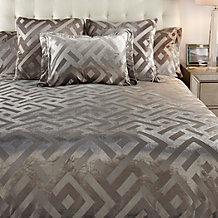 Maddox Bedding - Steel
