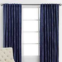z gallerie drapes chandelier pali panels sapphire drapery curtains window gallerie