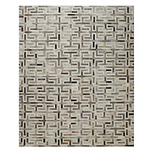 Empire Hair On Hide Rug - Grey