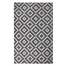 Caballero Rug - Grey/White