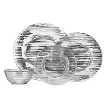 Brushstroke Dinnerware - Sets of 4