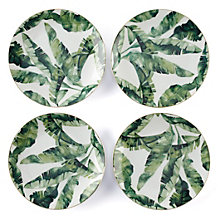 Palmetto Leaf Plate - Set of 4