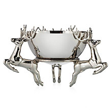 Deer Serving Bowl