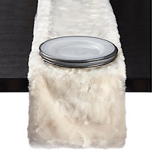 Faux Fur Runner