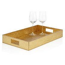 Everglades Rectangular Tray