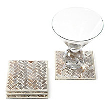 Midas Coaster - Set of 4