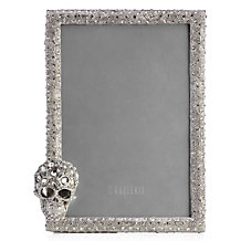 Jeweled Skull Frame