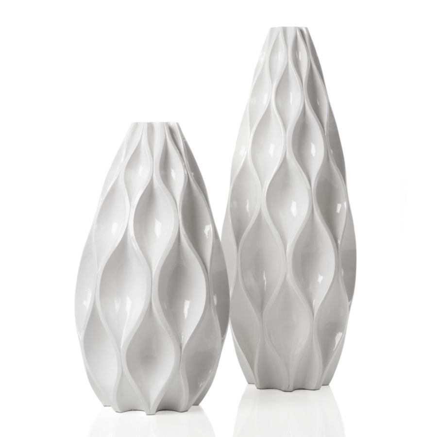 Sequence white vase z gallerie this review is fromsequence vase 235h white by z gallerie reviewsmspy