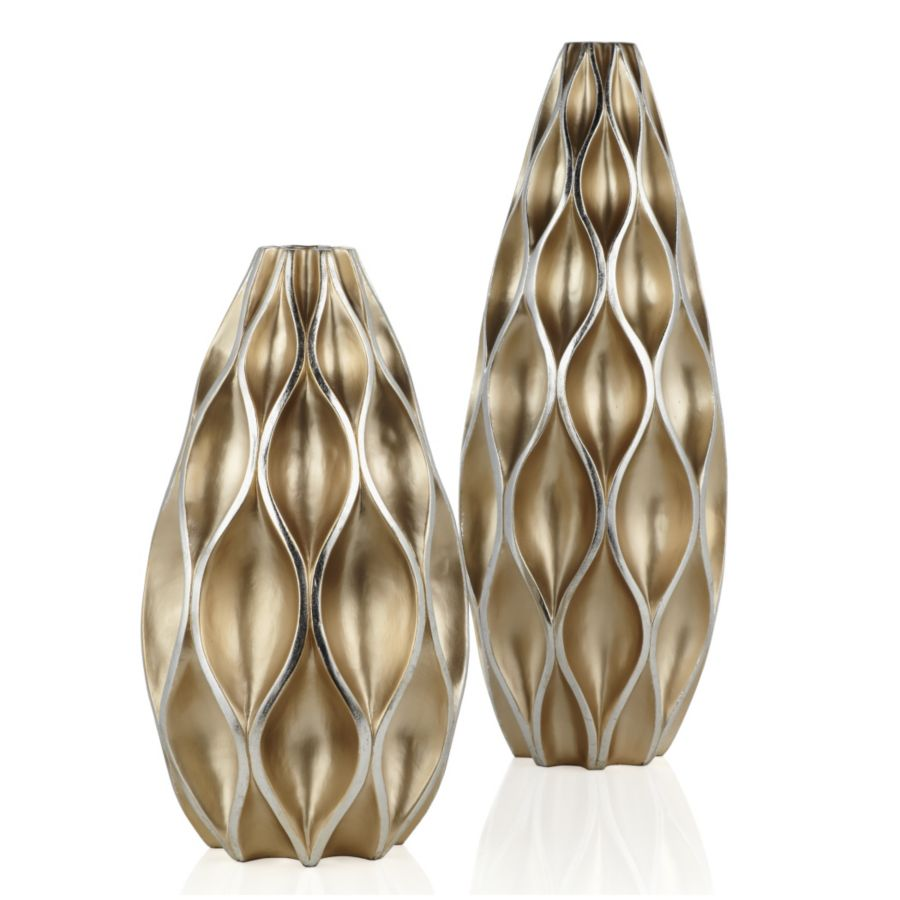 Sequence white vase z gallerie this review is fromsequence vase 175h champagne by z gallerie reviewsmspy