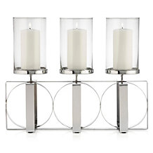 Desmond Pillar Holder - 3 Light