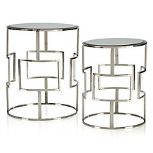 Mirage Accent Tables - Set of 2