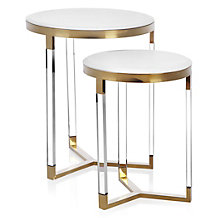 Murano Tables - Set of 2