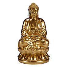 Oversized Meditating Buddha
