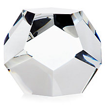 Faceted Sphere
