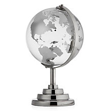 Glass World Globe