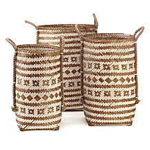 Isabella Baskets - Set of 3