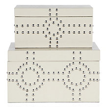 Bodega Storage Boxes - Set of 2