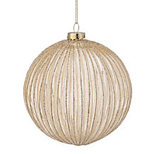 Blush Ball Ornament