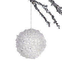Ice Ball Ornament