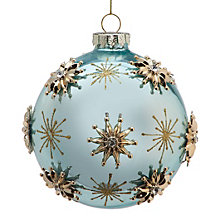 Star Ball Ornament