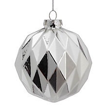 Geo Ball Ornament