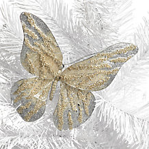 Beaded Butterfly Ornament