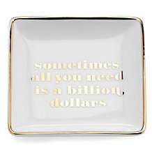 Billion Dollars Trinket Tray